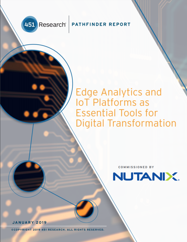 Forside Edge Analytics and IoT Platforms as Essentials Tools for Digital Transformation