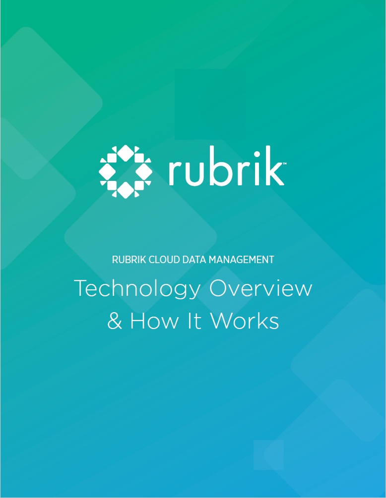 Rubrik how it works forside